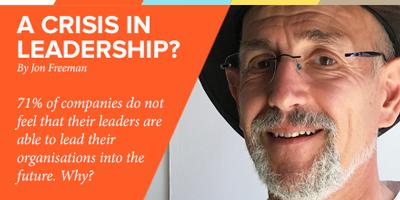 Crisis in Leadership, Jon Freeman